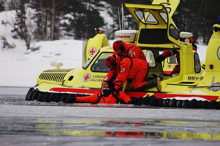 Rescue Mats Kleberg. SSRS.